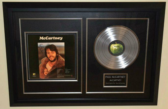Paul McCartney  –  McCartney