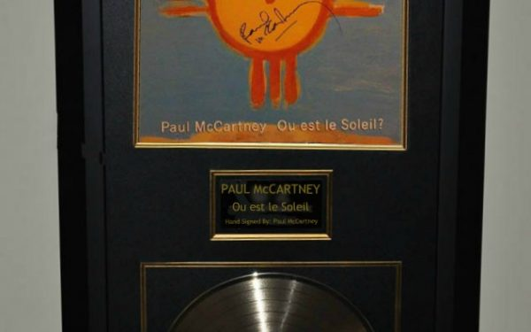 Paul McCartney – Ou est le Soleil