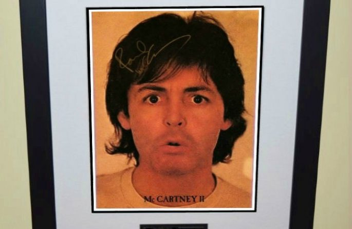 Paul McCartney – McCartney II