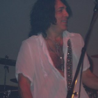 Paul Stanley Rocks in L.A.
