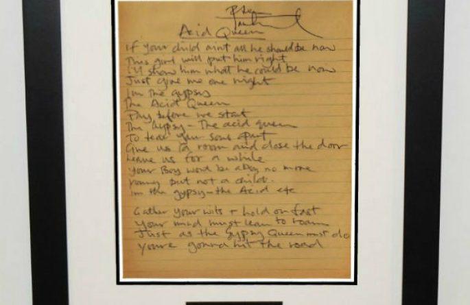 Pete Townshend – Acid Queen