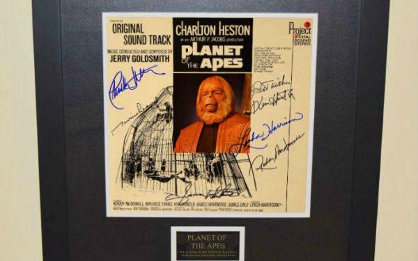 Planet Of the Apes Original Soundtrack