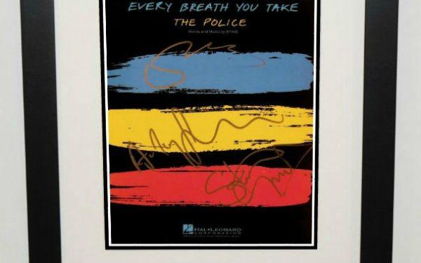 Police – Every Breath You Take