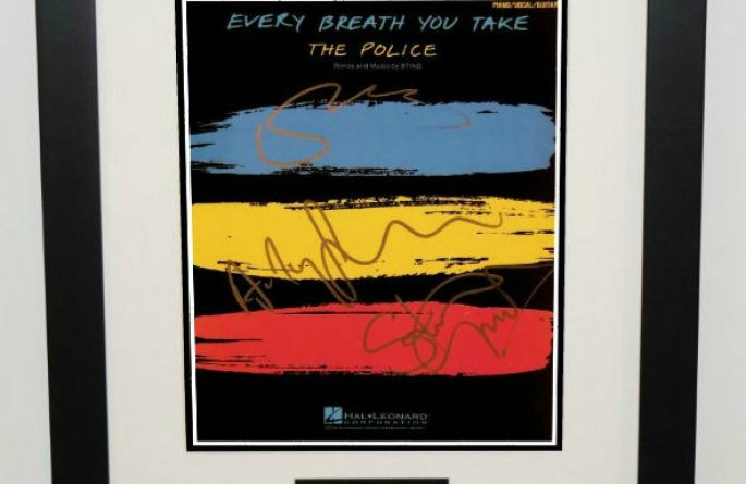 Police – Every Breath You Take