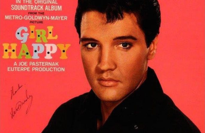 Girl Happy Original Soundtrack