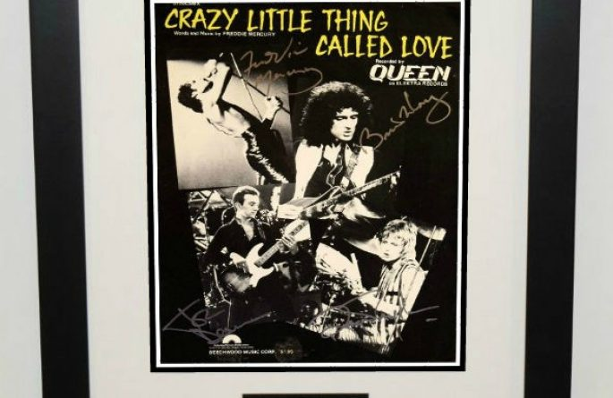 Queen – Crazy Little Thing Called Love
