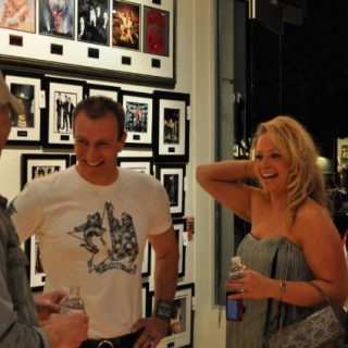 Sebastian Kruger Art Exhibition 2010