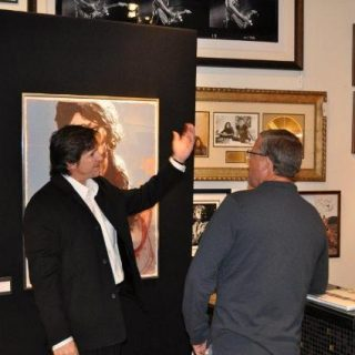 Sebastian Kruger Art Exhibition 2010