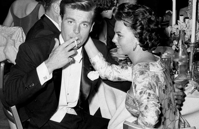 Robert Wagner & Natalie Wood