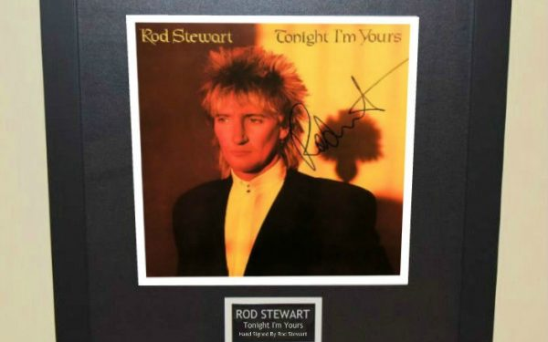 Rod Stewart – Tonight I'm Yours
