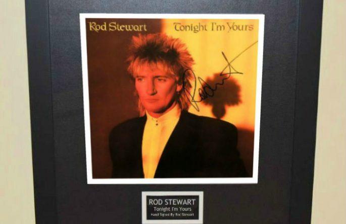 Rod Stewart – Tonight I'm Yours
