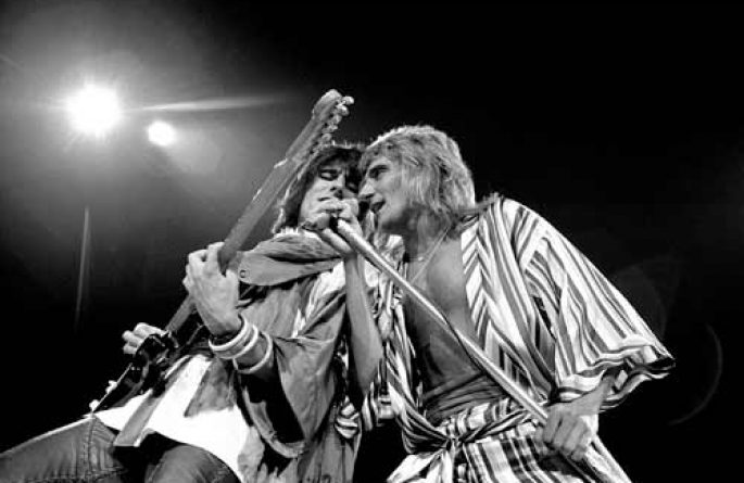Rod and Ronnie