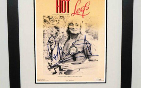 Rod Stewart – Hot Legs