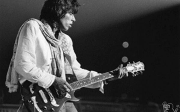#1 Keith Richards Live, Baton Rouge, LA, 1975