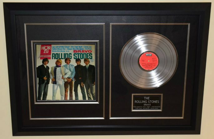 Rolling Stones – Bravo