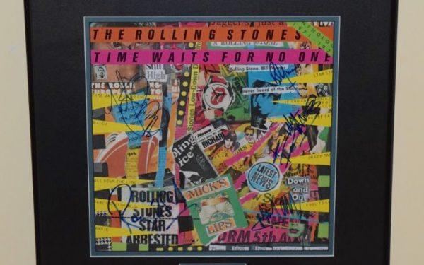 The Rolling Stones – Time Waits For No One