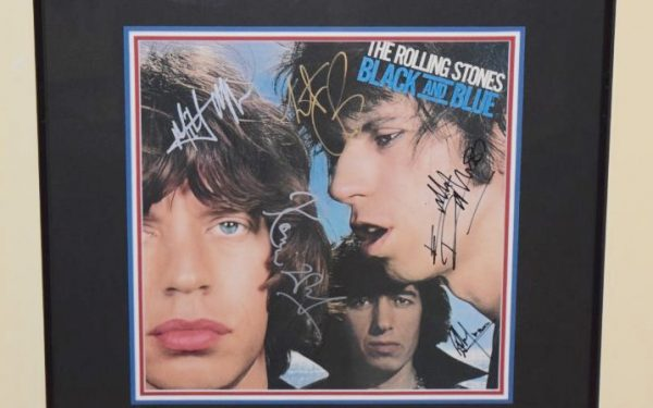 The Rolling Stones – Black & Blue