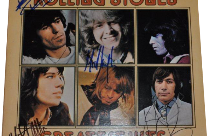 The Rolling Stones – Greatest Hits