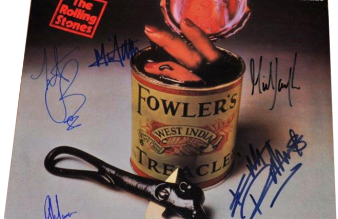 Rolling Stones – Sticky Fingers Mexican Release