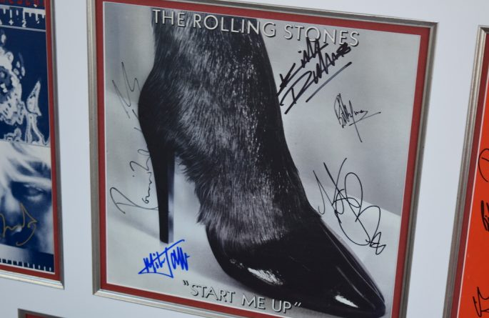 Rolling Stones – Ronnie Wood Era Complete Collection