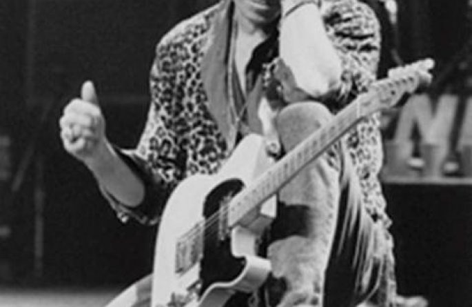 #4 Keith Richards Live, Beacon Theatre, NYC, 1993