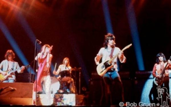 Rolling Stones Live, MSG, NYC, 1972