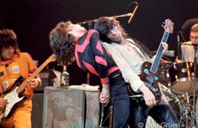 #1 Rolling Stones Live, MSG, NYC, 1975
