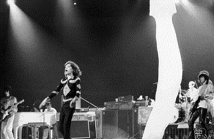 #2 Rolling Stones Live, MSG, NYC, 1975