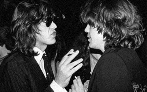 Mick Jagger & David Johansen