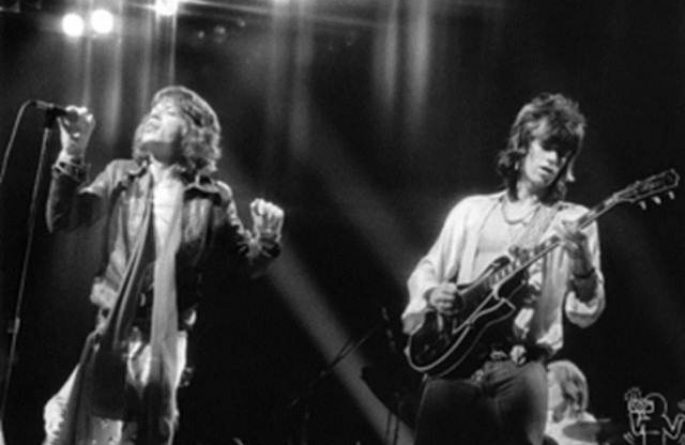 #1 Mick Jagger & Keith Richards Live, MSG, NYC, 1972