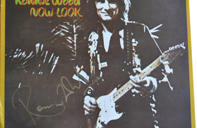 Ronnie Wood – Now Look