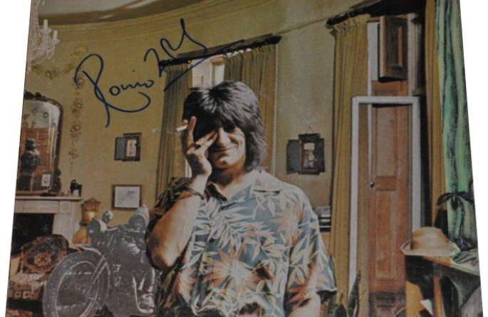 Ronnie Wood – I've Got My Own Album To Do