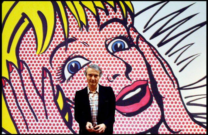 Roy Lichtenstein by Stephen Verona