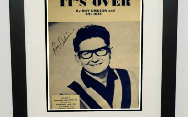 Roy Orbison – It's Over