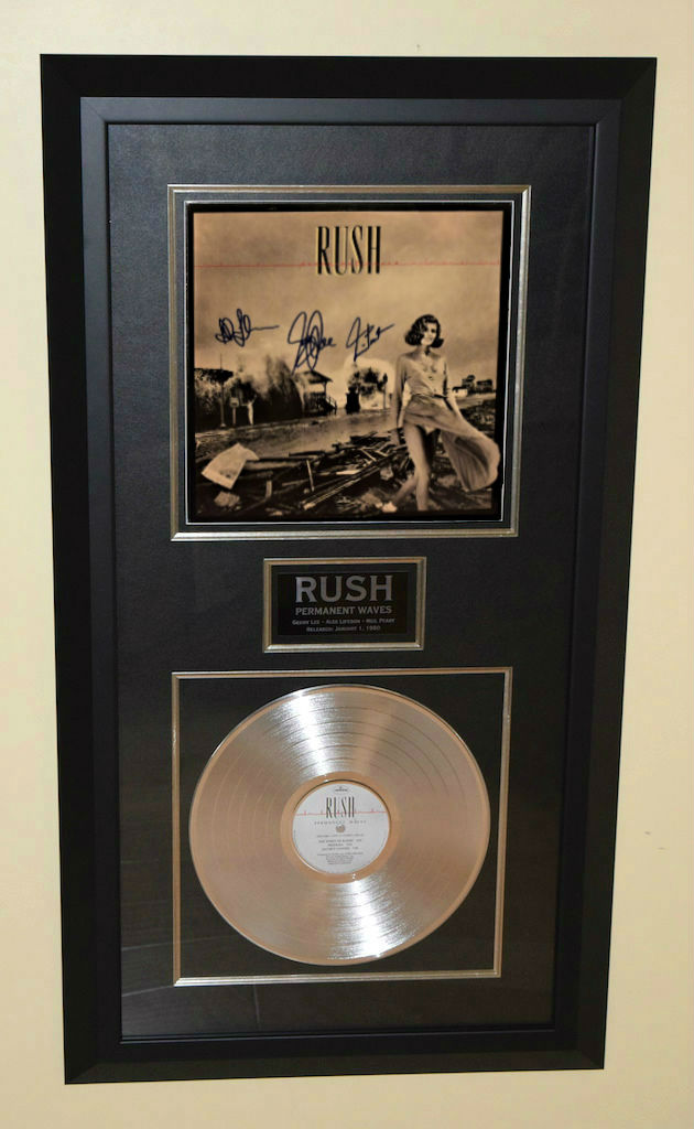 Rush – Permanent Waves