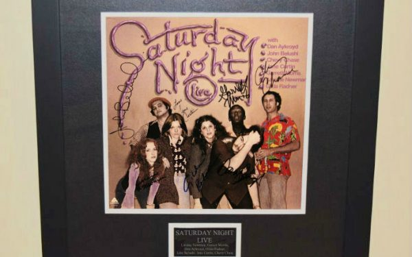 Saturday Night Live Signed Original Soundtrack
