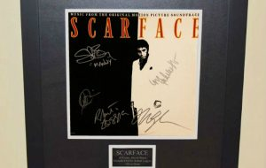 Signed Original Soundtracks