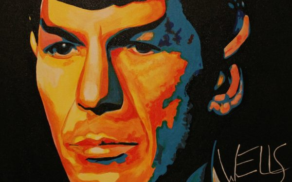 Live Long and Prosper,  Spock Tribute