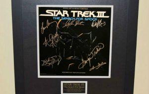 Star Trek III (The Search For Spock) Original Soundtrack