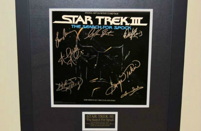 Star Trek III (The Search For Spock) Original Soundtrack