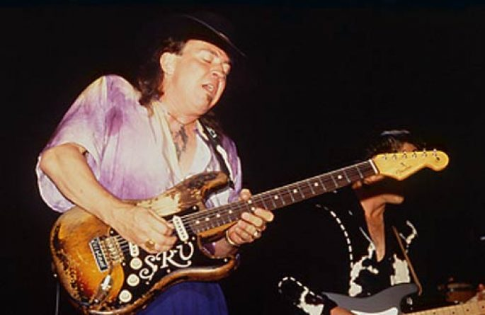Stevie Final Photo Live (1990)