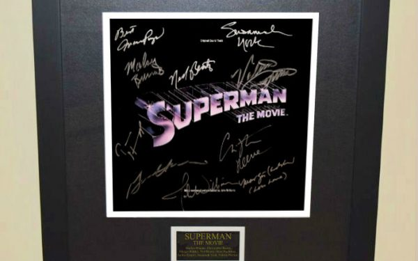 Superman The Movie Original Soundtrack