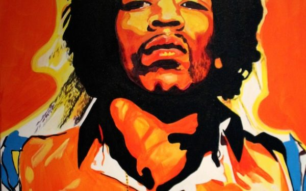 Over The Watch Tower, Jimi Hendrix