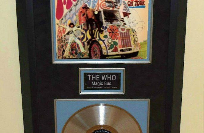 The Who – Magic Bus