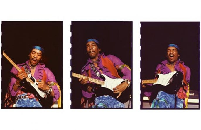 Triple Hendrix