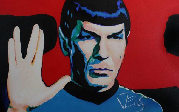 V is For Vulcan