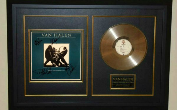 Van Halen – Women and Children First