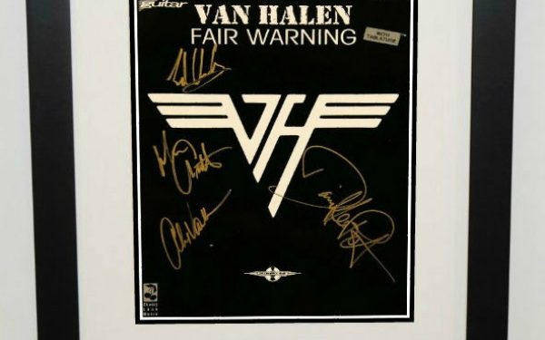 Van Halen – Fair Warning