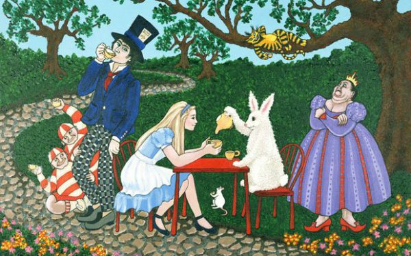 White Rabbit's Tea