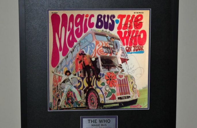 The Who – Magic Bus